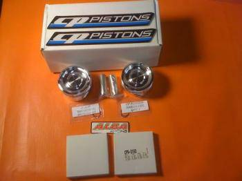 CP piston kit for turbo/supercharged RZR 800   Pick bore