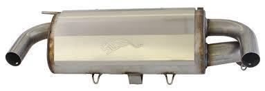 SLP slip on exhaust for RZR 900XP - Image 1