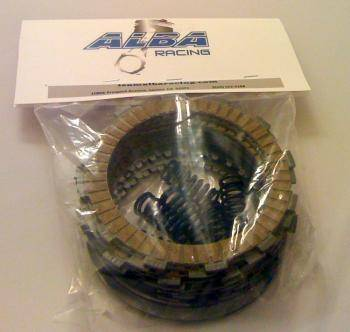 Yamaha YFZ 450R Clutch Kit by Alba Racing