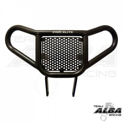 Honda - Kawasaki KFX 450R Front Bumper (Black)
