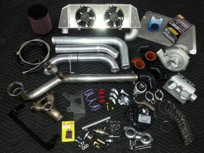 k&T rzr 1000 turbo kit