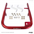 Raptor 700 red grab bar
