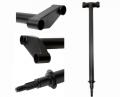 YFZ450 steering stem (Black or Chrome) - Image 2