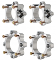 DVX 400 - Wheels/Rims - Arctic Cat DVX400 Wheel Spacers (Choose size)