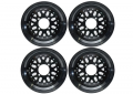 "Wolverine RMax - Wheels - ""Crusher Lite"" Billet Light Weight Wheels"