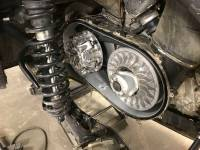 Can Am X3 OEM Clutch Instructions for Alba Liner