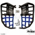Yamaha Blaster Propeg Nerfbars Black with Blue Nets